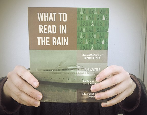What to Read in the Rain (or Snow)